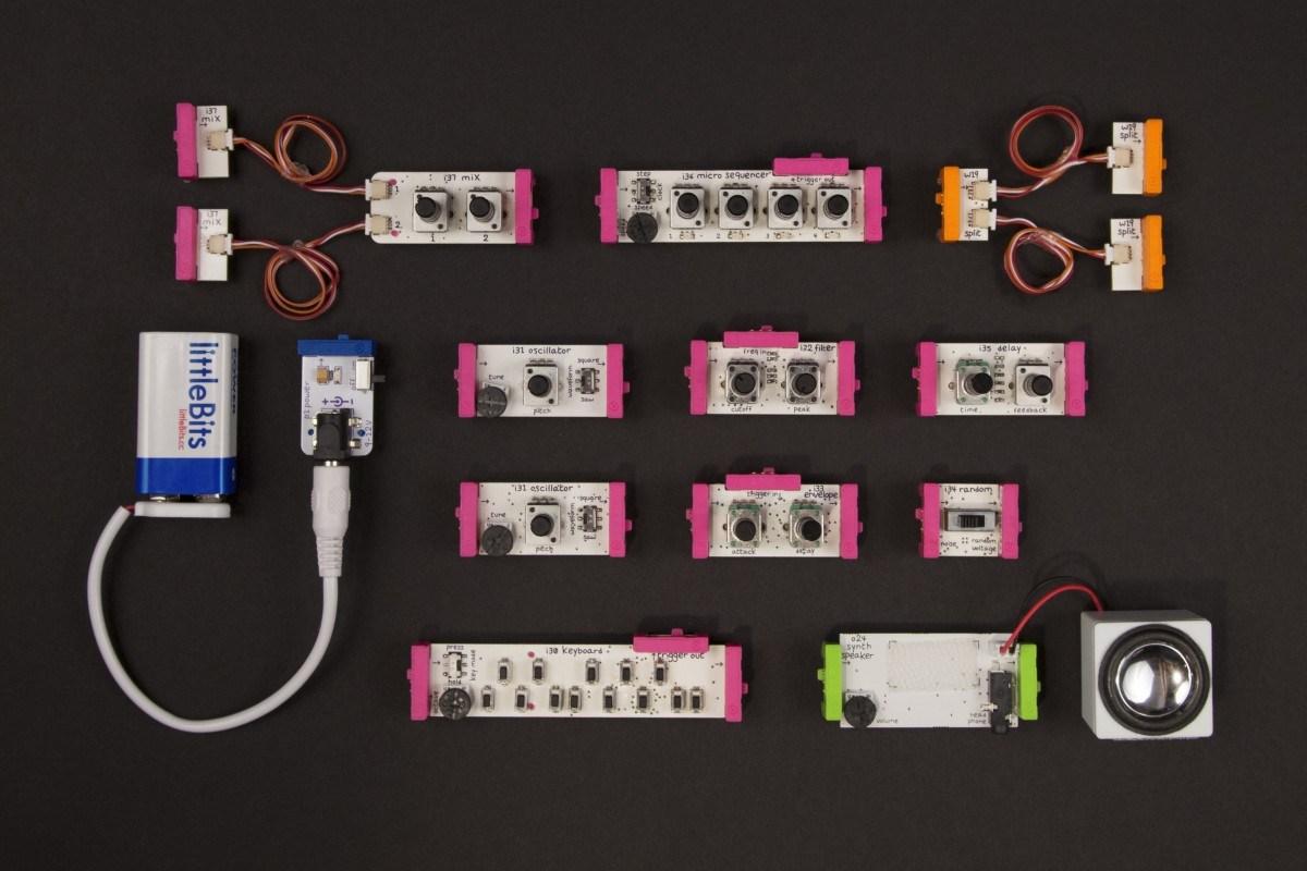 littlBits_SynthKit